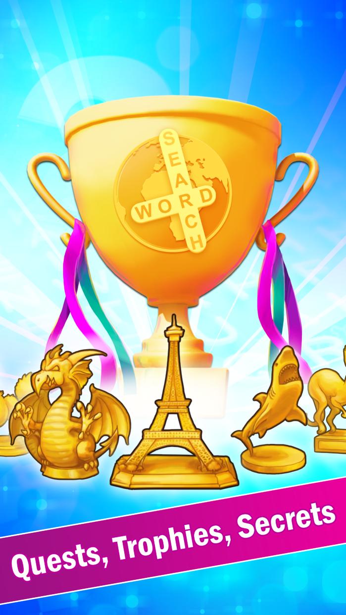 Word Search – World's Biggest Screenshot
