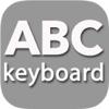 ABC Keyboard - Alphabetically Ordered Keys