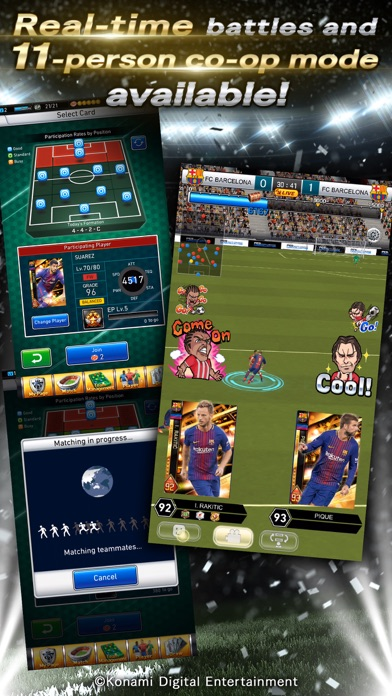 PES CARD COLLECTION screenshot 4