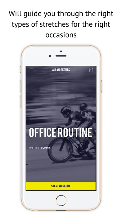 Stretching & Warm Up Routines screenshot-0