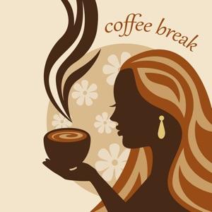 Good Morning Coffee Stickers!