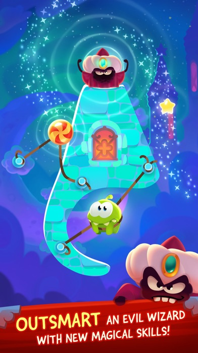 Cut the Rope: Magic Screenshot 3