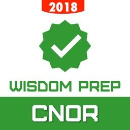 CCI CNOR - Exam Prep 2018