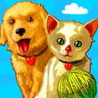Baby Animals Puzzle - For Kids icon