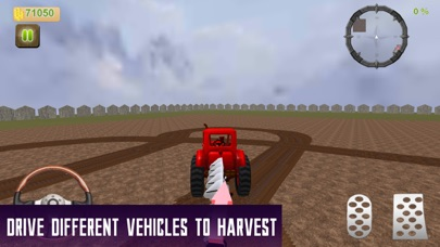 Farming Simulator 2017-Blocky Plow Harvester screenshot two