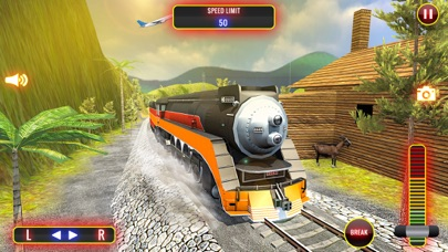 Euro Train Driving Games 2019