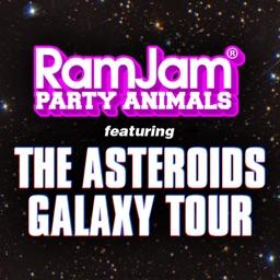RamJam Asteroids