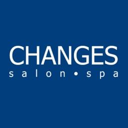 Changes Salon Team App