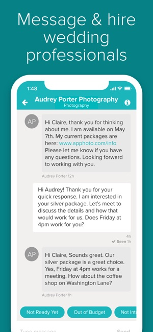 Wedding Planner by WeddingWire on the App Store