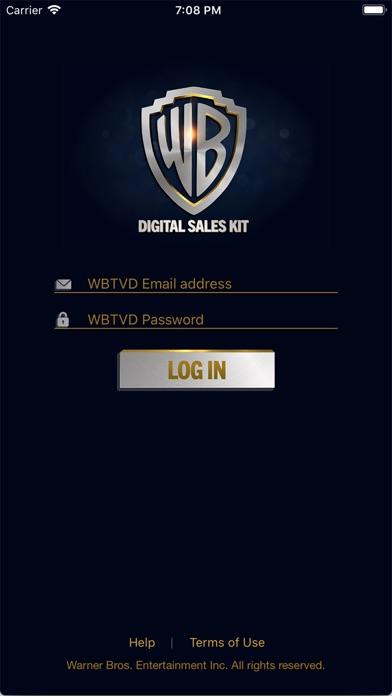 WBTV Digital Sales Kit Screenshot