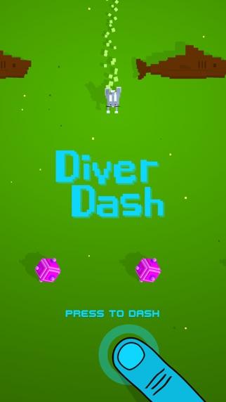 Diver Dash screenshot1