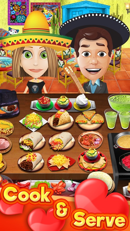 Kitchen Food Court Craze (NEW) screenshot-4