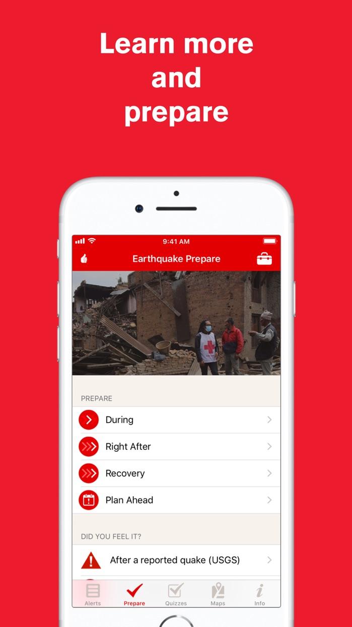 Earthquake: American Red Cross Screenshot