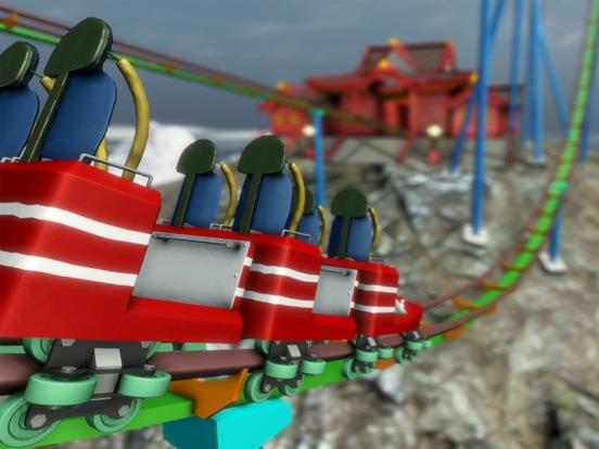 Roller Coaster Himalayas VR screenshot 6