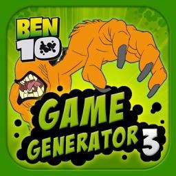 Ben 10 Generador de Juegos 3