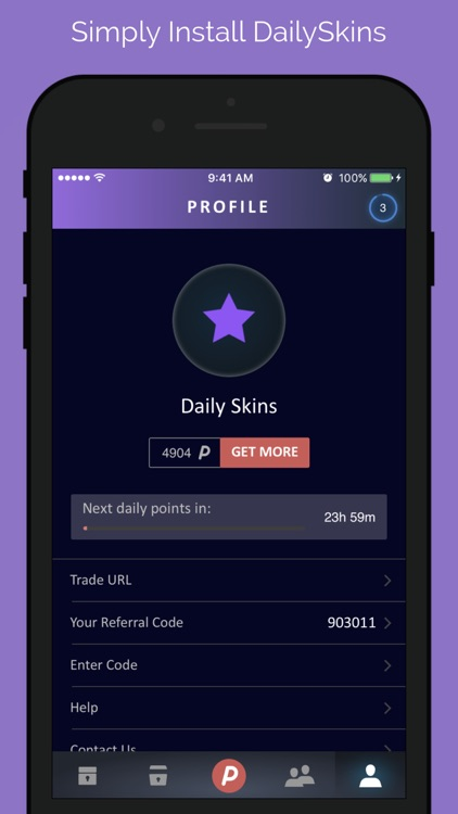 DailySkins: Cases & Skins screenshot-6