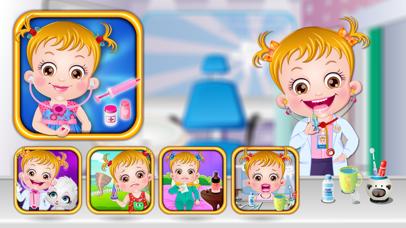 Baby Hazel Doctor Play screenshot one