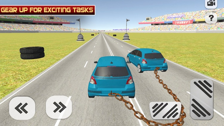 Chained Cars Extraordinary Fas