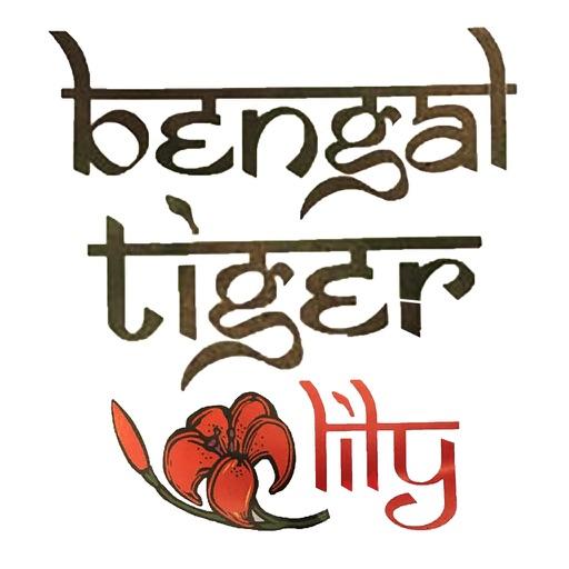 Bengal Tiger Lily.