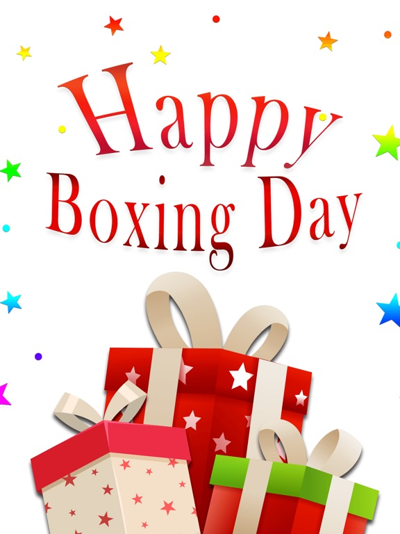 Happy boxing day gifts sticker app price drops screenshot 1 for happy boxing day gifts sticker m4hsunfo