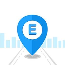 E都市地图—旅行必备的智能出行app