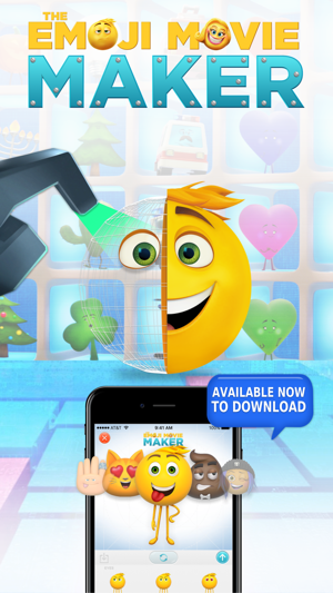 The Emoji Movie Stickers On The App Store