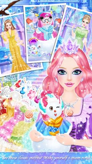 Princess salon frozen party on the app store princess salon frozen party on the app store solutioingenieria Images