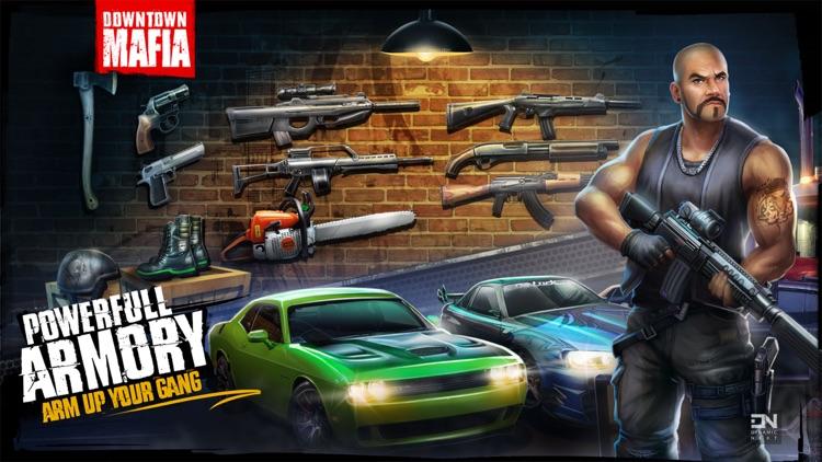 Downtown Mafia: Gang Wars screenshot-4