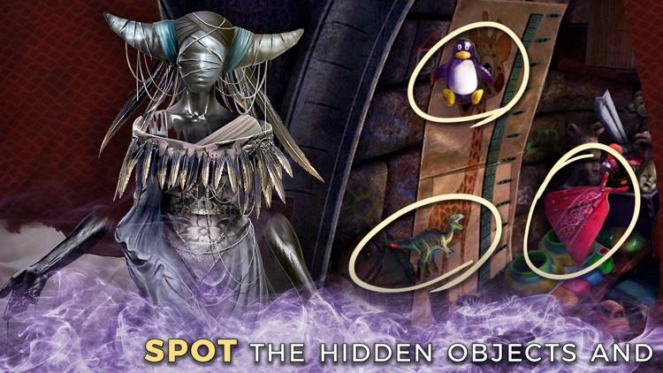 Mystery Case Files: Black Veil screenshot-0