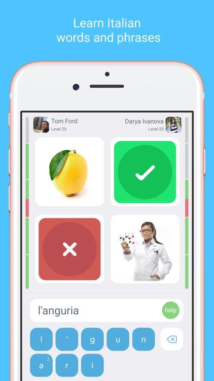 Learn Italian with LinGo Play screenshot-0