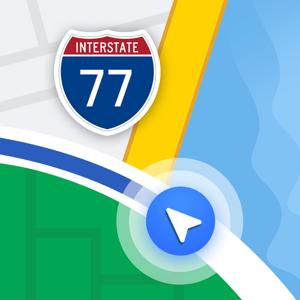 GPS Navigation & Live Traffic Navigation app