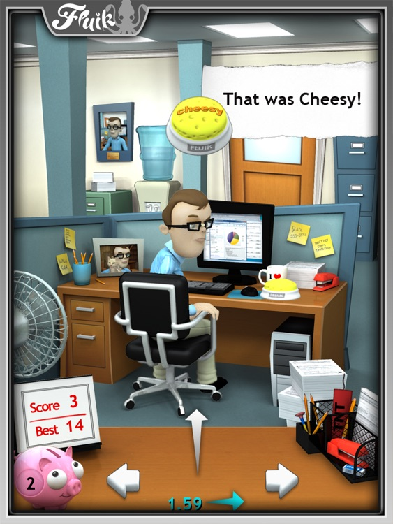 Office Jerk for iPad screenshot-3