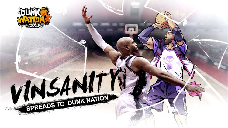 Dunk Nation 3X3 screenshot-0