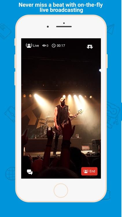 Solaborate HELLO Messenger screenshot-4