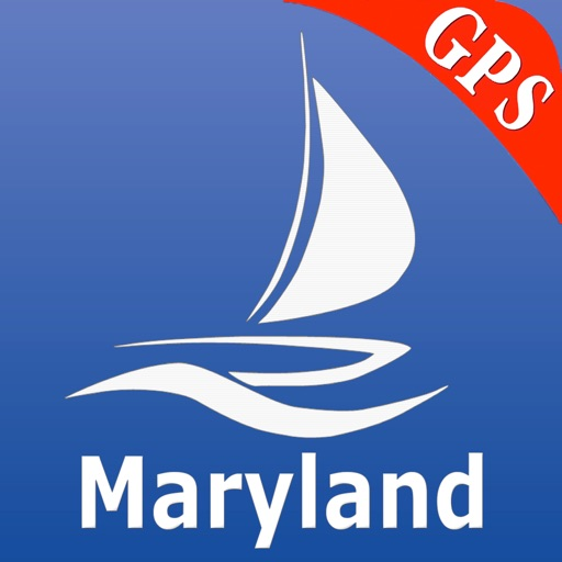 Maryland GPS Nautical Charts
