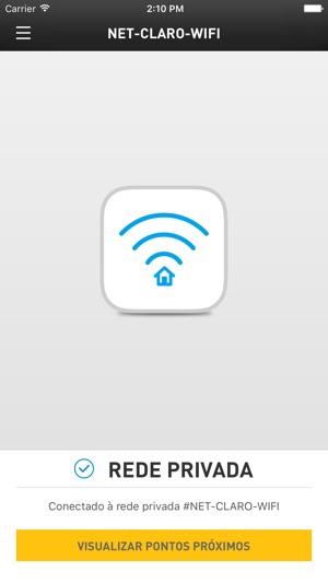 4f14e02999ace NET-CLARO-WIFI na App Store
