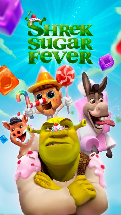 Shrek Sugar Fever screenshot-4