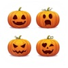 Halloween Stickers Scary