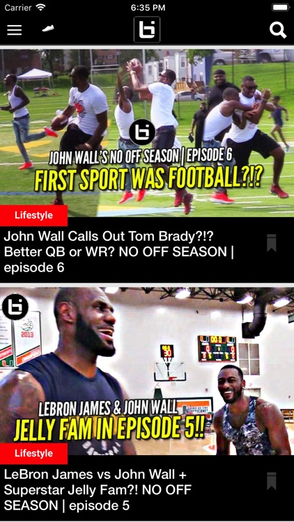 Ballislife.com screenshot-4