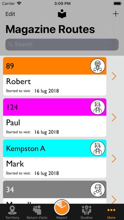 JW-Service Notes screenshot-8
