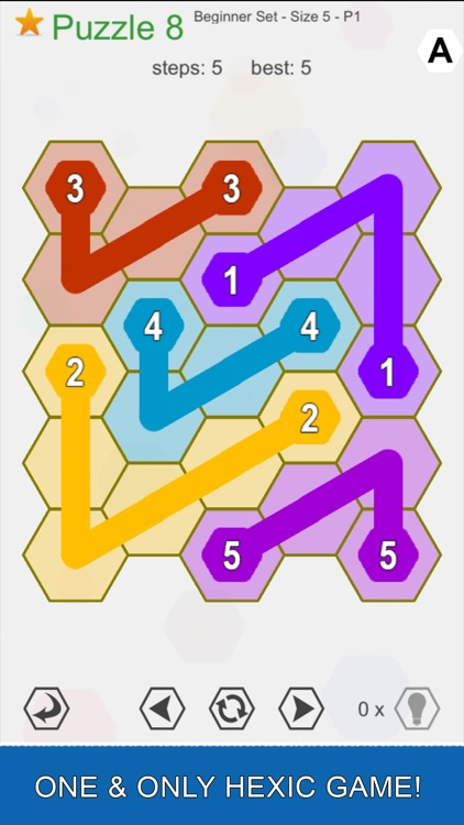 Hexic Link - Logic Puzzle Game screenshot-0