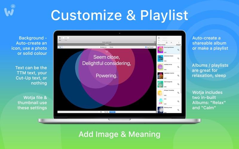 Wotja: Generative Suite скриншот программы 5