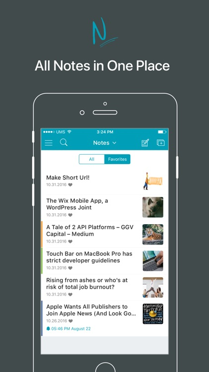 Nimbus Note - Notes, To-Do Lists and Reminders