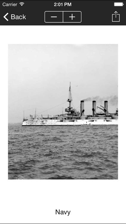U.S Navy Ships: A History screenshot-4