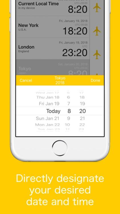 World Clock -Time Converter-