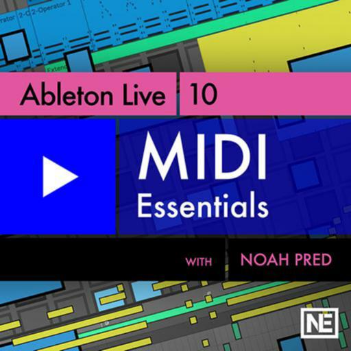 MIDI Course For Ableton 10
