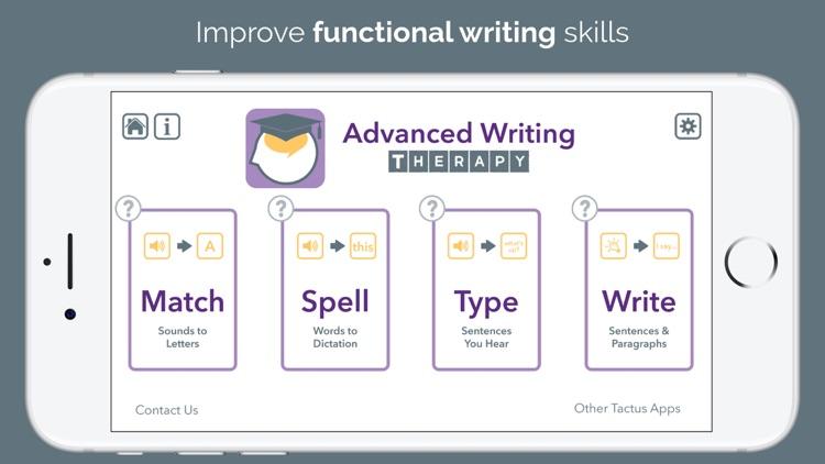 Advanced Language Therapy screenshot-7