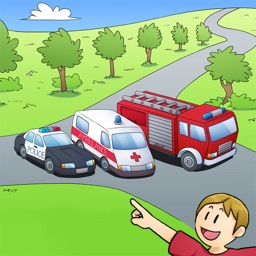 Amazing Cars - book for kids
