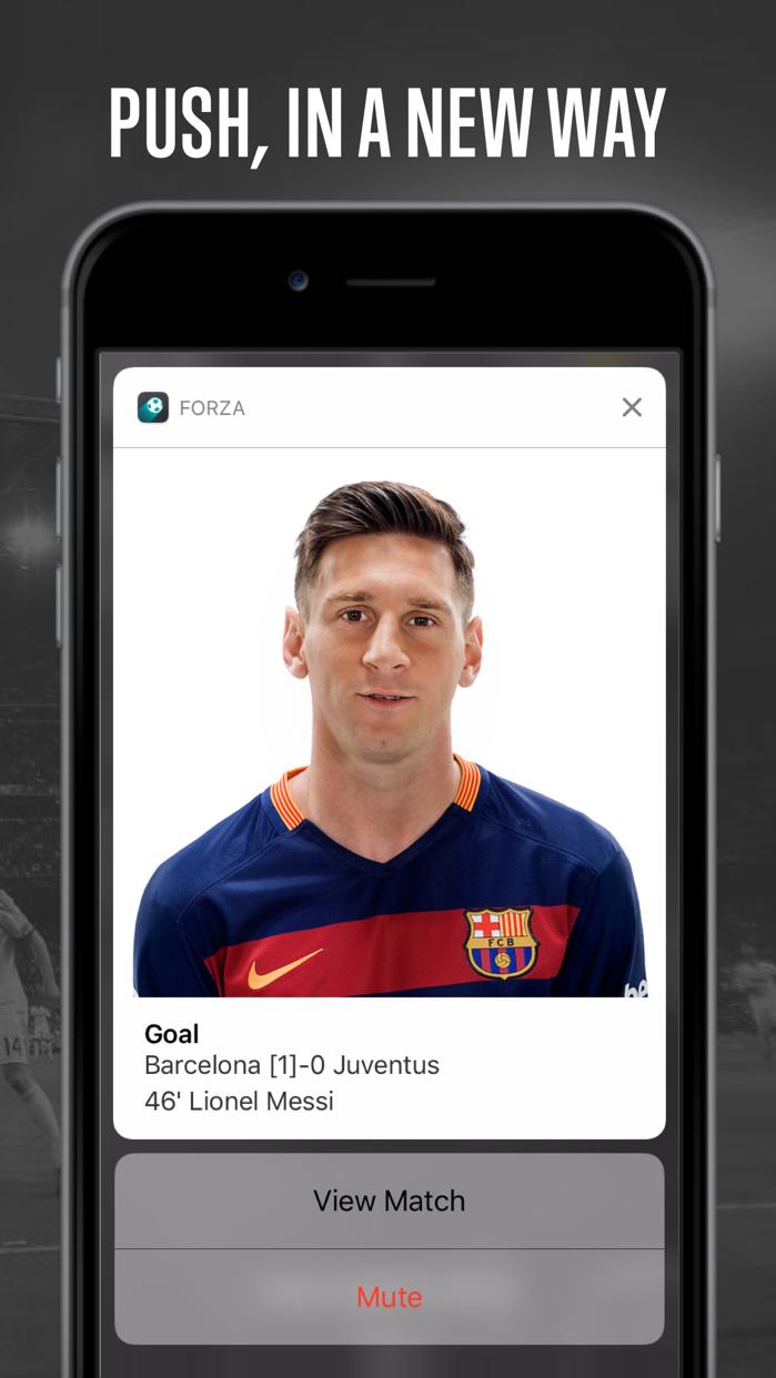 Forza Football Screenshot