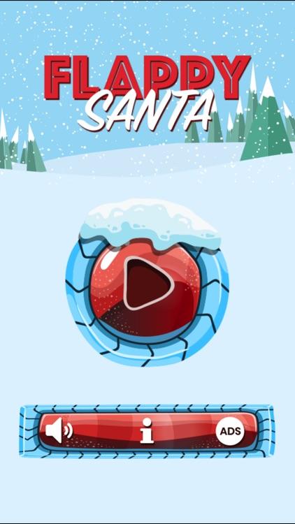 Flappy Santa Ball